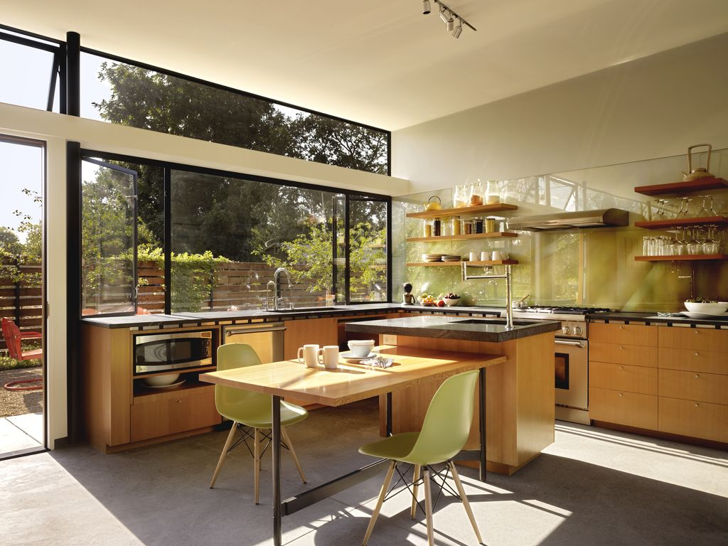 Trendoffice: Bright airy kitchen to dream for