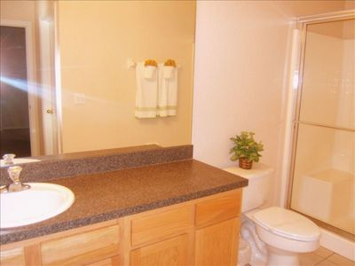 Master King Suite Bathroom