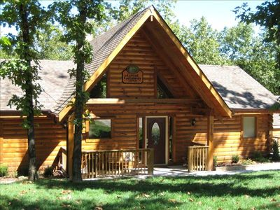 The Great Getaway Lodge near Branson, Missouri