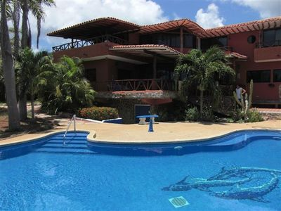 the Villa Casa Corocora with Pool