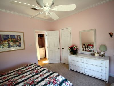 Ocean Springs house rental - Guest bedroom.