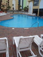 Sea Mist Resort studio photo - outdoor pool directly outside of building