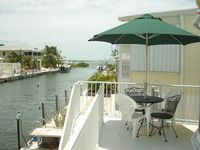 Venture Out - Waterfront Paradise   2/1, with  35' Dock and open water views!