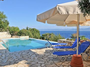 Paxi (Paxos) villa rental - Villa Estia with private pool