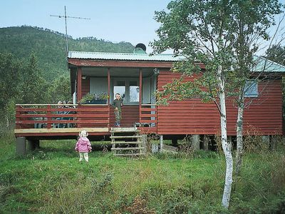Vacation home in Sortland, Northern Norway - 6 persons, 3 bedrooms