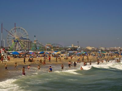 Just steps from Ocean City's pristine beaches & exciting amusements