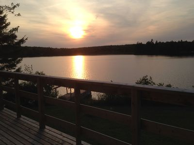 The Lily Pad - 2 Bedroom Cottage On Lily Lake In Lakelands Nova Scotia