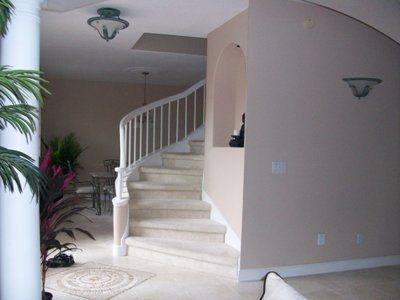 Staircase To Upstairs