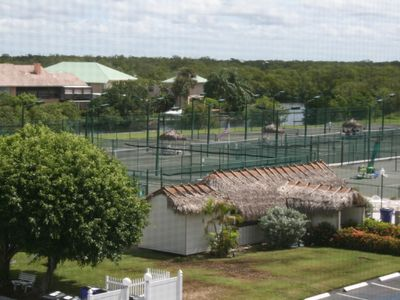 Bonita Springs condo rental - Tennis included