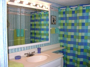 ONE OF 3-FULL BATHROOMS
