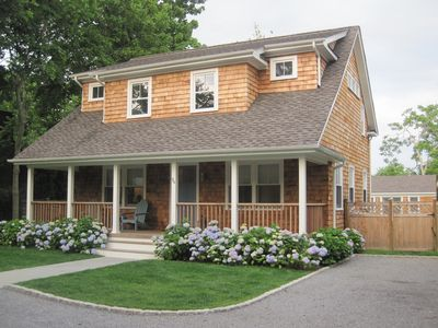 East Hampton Village Home - Pristine Condition, Steps from Center of Town