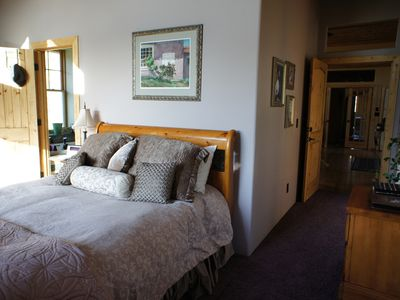 Ruidoso house rental - Master Suite