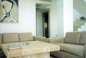 Benalmadena apartment rental - Spacious living room