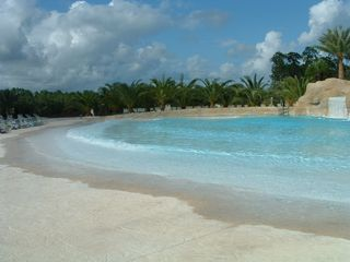Orange Beach condo photo - The Oasis Wave Pool - get ready for the big one