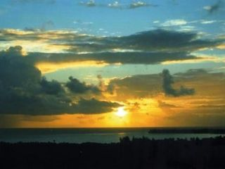 Rio Mar apartment photo - Ocean view-sunrise from the balcony
