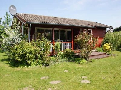 Cosy, Swedish wooden cottage in Hohenfelde on the Baltic Sea