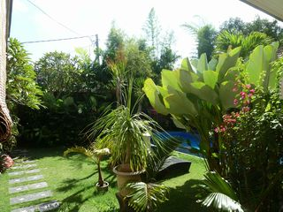 Seminyak villa photo - Tropical bliss