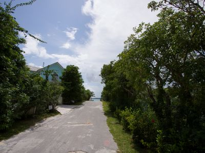 Dunmore Town house rental - Sunset Harbour Estate - Street View