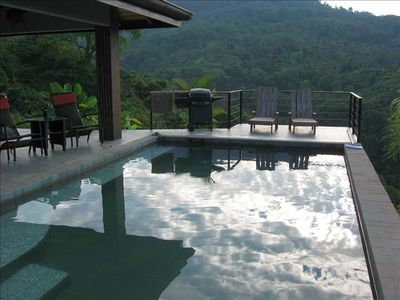 Jungle Retreat in the Mountains with Pacific and Jungle View