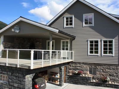 image for Newly built, high-quality holiday home close to Viksdalsvatnet — sleeps 9