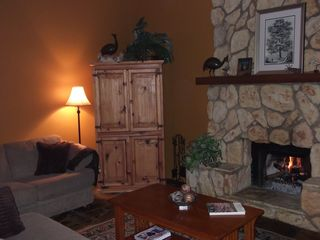 Cozy up Next to the Fantastic Fireplace - Willis house vacation rental photo