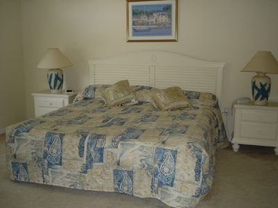Oak Island villa rental
