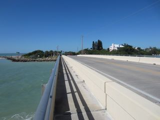 Blind Pass Bridge from Sanibel to Captiva Island - Captiva Island house vacation rental photo