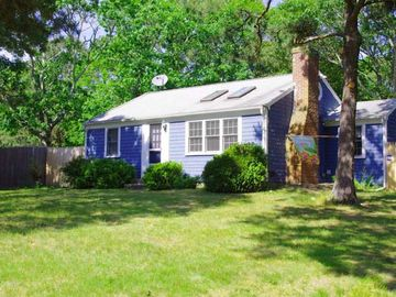 On 1/3 acre in a quiet S.Yarmouth neighborhood-walk to Rt 28 shops & restaurants