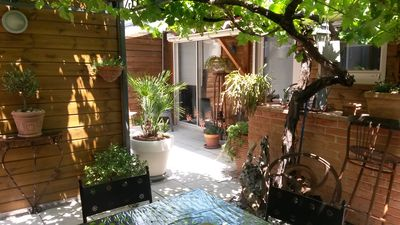 Nice flat with a sunny terrace in Toulouse