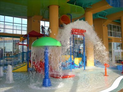 FUN-FILLED WATER PARK: 1 of 5 POOL AREAS LOCATED JUST STEPS FROM THE BEACH!