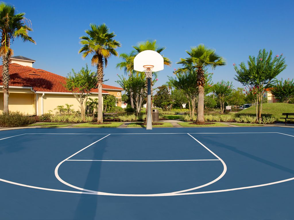 Terra Verde Basketball Court