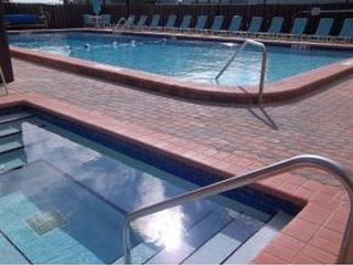 Cocoa Beach condo photo - spa and heated pool