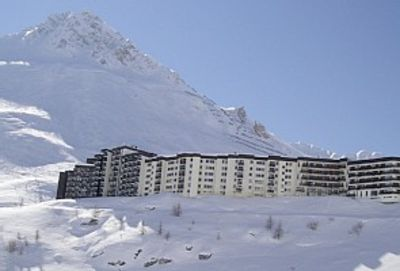 Tignes le Lavachet apartment rental - The Apartments have stunning views