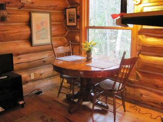 Mackinaw City cabin photo - Dinning Area