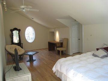 new master bedroom suite