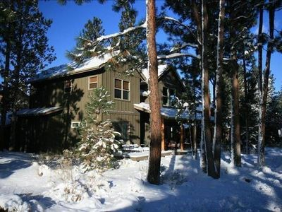 Luxury Retreat in Riverwild Mt. Bachelor Village Wi/Fi
