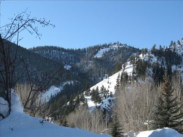Winter View of River Run Side of Baldy