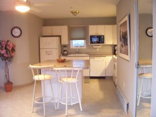 Atlantic City apartment photo - Even in the kitchen...when you turn around...you will have a wonderful view.