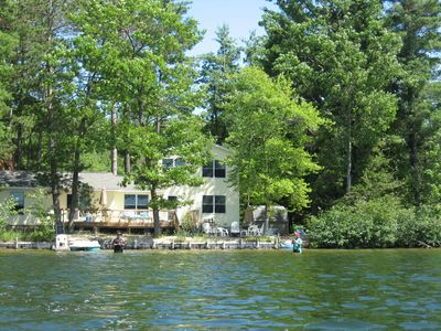 Interlochen house rental - Fishing at Bass Lake