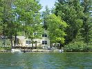 Fishing at Bass Lake - Interlochen house vacation rental photo