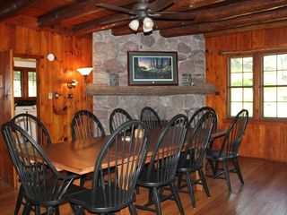 Lake Wallenpaupack lodge photo - Dining Room