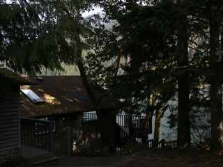 Port Angeles cabin photo - Late afternoon