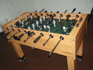 Cumbrian Lakes house photo - Foosball