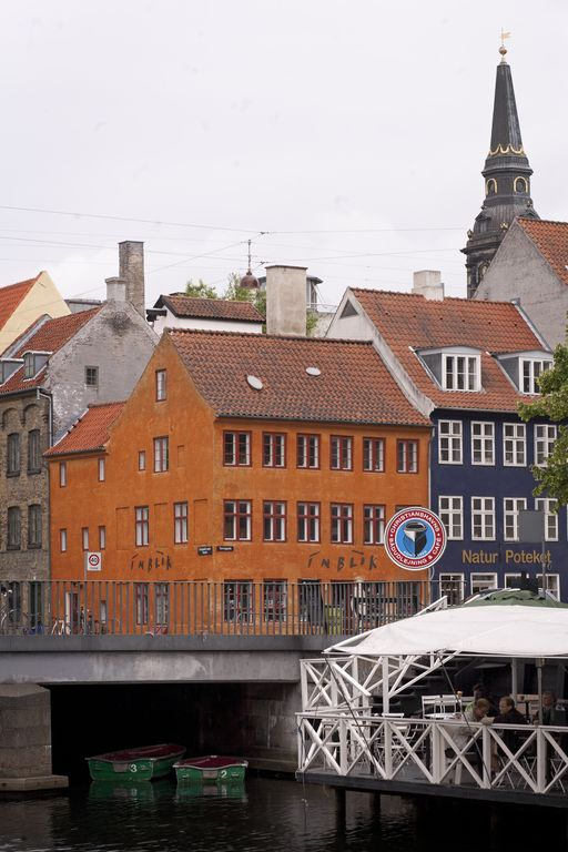 Christianshavn by the Canal/Metro