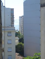 Ipanema apartment photo - side view on the ocean