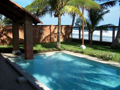 Pool Overlooking Ocean Paradise at Casa de Ocean View