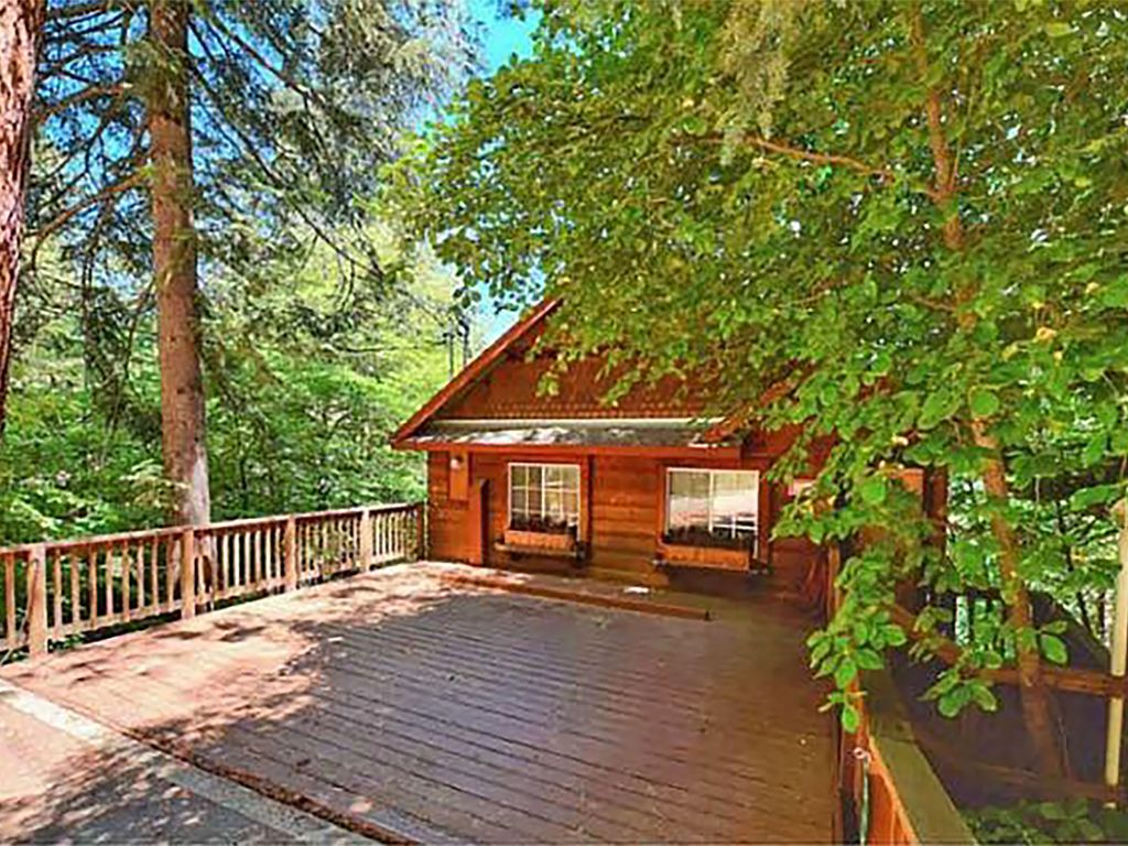Dogwood Pines Beautiful Cabin In The Woods Vrbo