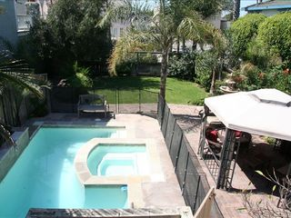 Seal Beach house photo - Swimming Pool Spa and Gazebo