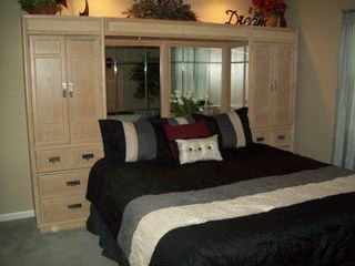 Branson condo photo - Comfy King Bed with pillowtop mattress in the Master Bedroom.