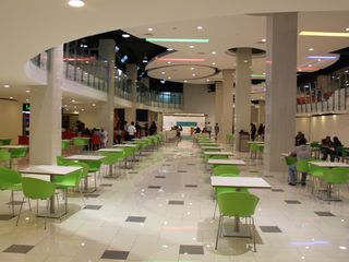 Oman apartment photo - Food court inside the mall